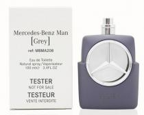 MERCEDES-BENZ MAN GRAY TESTER 3.4 EAU DE TOILETTE SPRAY