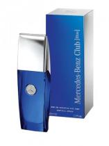 MERCEDES-BENZ CLUB BLUE 1.7 EAU DE TOILETTE SPRAY FOR MEN