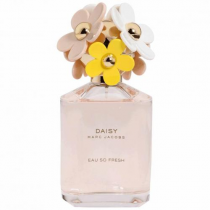 MARC JACOBS DAISY EAU SO FRESH TESTER 4.2 EDT SP FOR WOMEN