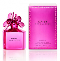 MARC JACOBS DAISY SHINE EDITION PINK 3.4 EDT SP
