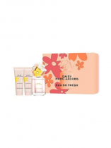 MARC JACOBS DAISY EAU SO FRESH 3 PCS SET: 2.5 EDT SP