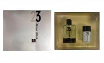 MICHAEL JORDAN 23 2 PCS SET: 3.4 COL SP + 2.5 DEODORANT STICK