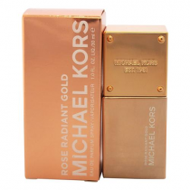 MICHAEL KORS ROSE RADIANT GOLD 1 OZ EDP SP FOR WOMEN
