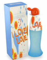 I LOVE LOVE MOSCHINO 3.4 EDT SP