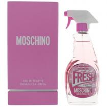 MOSCHINO FRESH PINK 3.4 EAU DE TOILETTE SPRAY