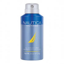 NAUTICA VOYAGE 4 OZ BODY SPRAY