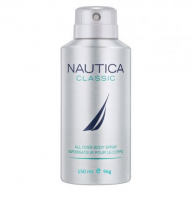 NAUTICA CLASSIC 5 OZ DEODORANT BODY SPRAY
