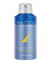 NAUTICA VOYAGE 5 OZ DEODORANT BODY SPRAY