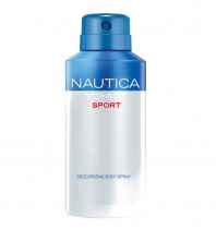 NAUTICA VOYAGE SPORT 5 OZ DEODORIZING BODY SPRAY
