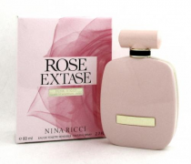 NINA RICCI ROSE EXTASE 2.7 EDT SP FOR WOMEN