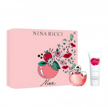 NINA BY NINA RICCI 2 PCS SET: 2.7 EDT SP (HARD BOX)