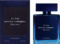 NARCISO RODRIGUEZ BLEU NOIR 3.4 EAU DE PARFUM SPRAY FOR MEN