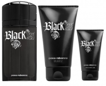 PACO BLACK XS 3 PCS SET FOR MEN: 3.4 SP
