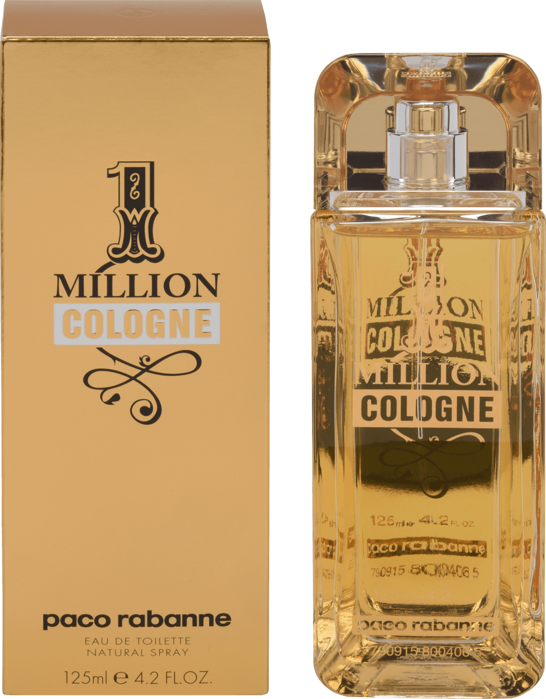 PACO ONE MILLION COLOGNE 4.2 EDT SP