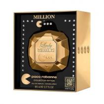 PACO RABANNE LADY MILLION PAC-MAN 2.7 EAU DE PARFUM SPRAY