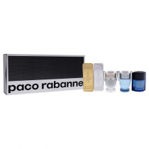 PACO RABANNE 5 PCS MINI SET FOR MEN