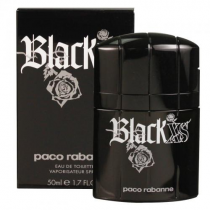 PACO BLACK XS 1.7 EDT SP MEN (OLD)