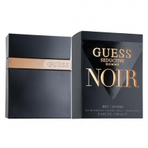 GUESS SEDUCTIVE HOMME NOIR 3.4 EDT SP