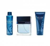 GUESS SEDUCTIVE BLUE 3 PCS SET: 3.4 SP