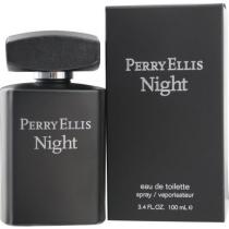 PERRY ELLIS NIGHT 3.4 EDT SP FOR MEN