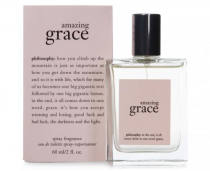 PHILOSOPHY AMAZING GRACE 2 OZ EAU DE TOILETTE SPRAY