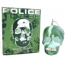 POLICE TO BE CAMOUFLAGE 4.2 EDT SP