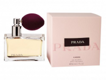 PRADA AMBER 2.7 EDP SP FOR WOMEN DELUXE