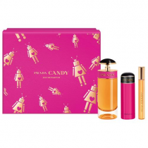 PRADA CANDY 3 PCS SET FOR WOMEN: 2.7 SP
