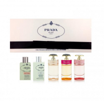 PRADA 5 PCS MINI SET FOR WOMEN