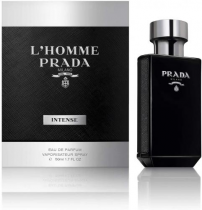 PRADA L'HOMME INTENSE 1.7 EAU DE PARFUM SPRAY