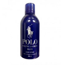 POLO BLUE 10 OZ BODY SPRAY