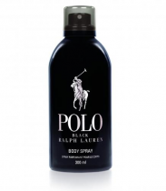 POLO BLACK 10 OZ BODY SPRAY