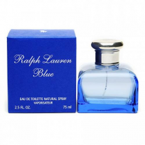 RALPH LAUREN BLUE 2.5 EDT SP FOR WOMEN