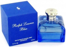RALPH LAUREN BLUE 4.2 EDT SP FOR WOMEN