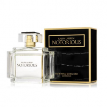 NOTORIOUS RALPH LAUREN 2.5 EDP SP FOR WOMEN