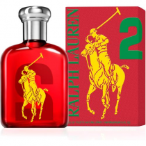 POLO BIG PONY #2 RED 2.5 EDT SP FOR MEN