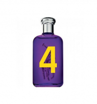 POLO BIG PONY # 4 TESTER 3.4 EDT SP PURPLE