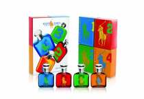 POLO BIG PONY COLLECTION 4*15 ML SET FOR MEN