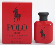 POLO RED 15 ML EDT SPLASH