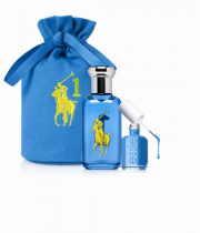 POLO BIG PONY # 1 BLUE 3 PCS SET: 1.7 SP