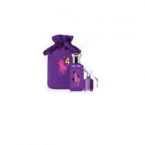 POLO BIG PONY # 4 PURPLE 3 PCS SET: 1.7 SP