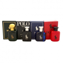 POLO 4 PCS MINI SET FOR MEN