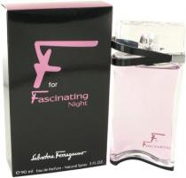 SALVATORE FERRAGAMO F FOR FASCINATING NIGHT 3 OZ EDP SP