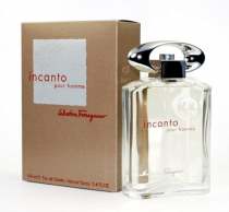 SALVATORE FERRAGAMO INCANTO 3.4 EDT SP FOR MEN