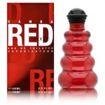 SAMBA RED 3.4 EDT SP FOR WOMEN