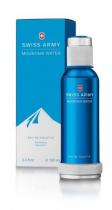 SWISS ARMY MOUNTAIN WATER 3.4 EDT SP FOR MEN