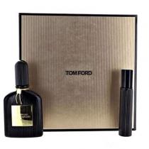 TOM FORD BLACK ORCHID 2 PCS SET: 1 OZ EAU DE PARFUM SPRAY + 0.34 EAU DE PARFUM SPRAY (HARD BOX)