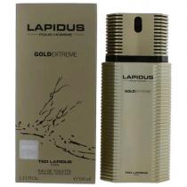 LAPIDUS HOMME GOLD EXTREME 3.3 EAU DE TOILETTE SPRAY