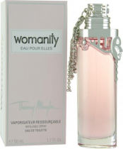 WOMANITY EAU POUR ELLES TM 1.7 EDT SP REFILLABLE