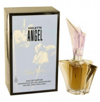 ANGEL VIOLETTE 0.8 OZ EDP SP REFILLABLE